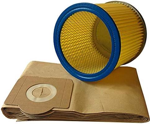 UTP Bolsas de Aspirador Filter & Dust para aspiradora Lidl ...