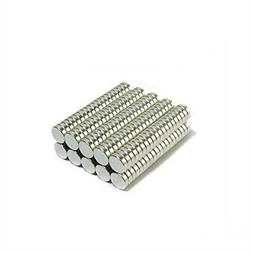 K/ühlschrankmagnet Pinnwandmagnet Dauermagnet Whiteboard Magnet Haftmagnet Scheibenmagnet Magnetastico/® 2 St/ück Neodym Magnete N52 Scheibe 20x5 mm Ultra Starke Magnete
