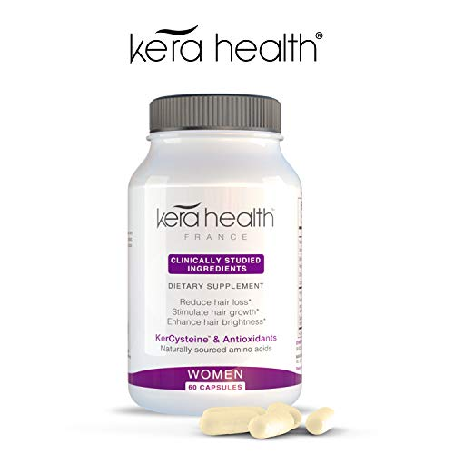 Kerahealth Hair Loss Thinning Vitamin Supplement Treatment Pills For Women With...