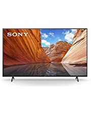 Sony X80J 55 Inch TV: 4K Ultra HD LED Smart Google TV with Dolby Vision HDR and Alexa Compatibility KD55X80J- 2021 Model photo