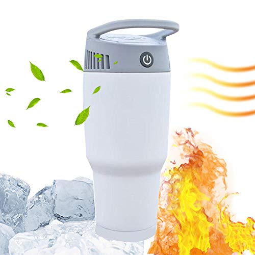 Personal Cooling & Heating System- Portable Personal Air Conditioner Fan Handheld Air Conditioner Space Cooler (Best Handheld Air Conditioner)