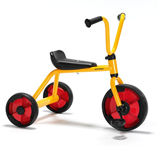 Winther WIN582 Tricycle Grade Kindergarten to 1, 10.63'' Height, 16.93'' Wide, 21.06'' Length by Winther