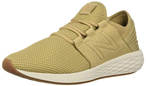 New Balance Men's Cruz V2 Fresh Foam Running Shoe, hemp, 11.5 D US