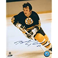$31 » Autographed Signed Brad Park 8x10 Boston Bruins Photo - Certified Authentic