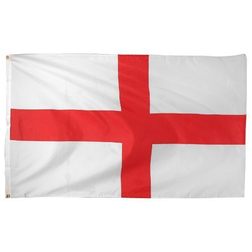 England - St.George Cross 3 x 5 feet Printed Polyester Flag English Flag