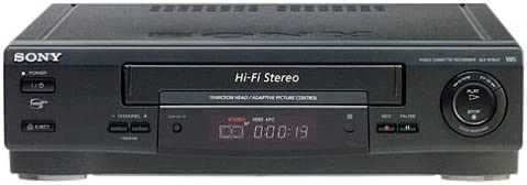B00000JFDW Sony SLV-679HF VCR 419NM478JQL.