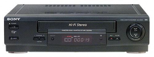 Sony SLV-679HF VCR by Sony