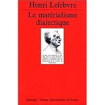 Matérialisme dialectique (Le)