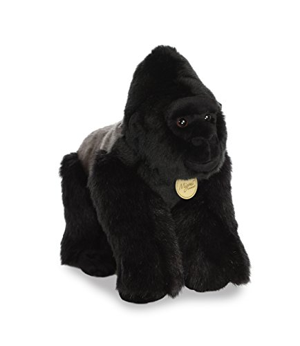 - Aurora World Inc. 80431 Silverback Gorilla Plush, Small