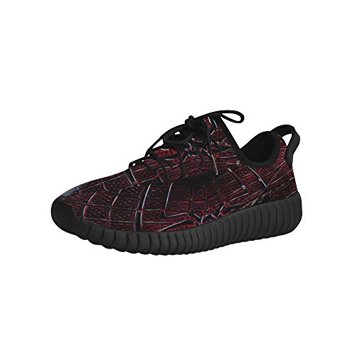 D-story Amazing Net Grus Hombres Boost Zapatos Boost Sneakers Energy Bounce Breatheable Woven Running Hombres Zapatos