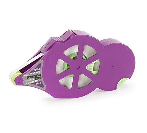 Pro Glider Adhesive Glue - Glue Arts Glue Glider Pro Refill Cartridge, 1/4-Inch by 40-Feet Perma Tac