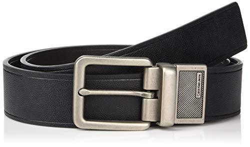 - Calvin Klein Men's 38mm Reversible Leather Belt, Black/Brown, 30