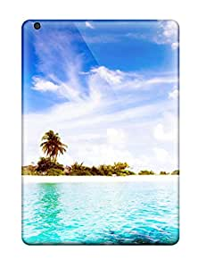 Husna Salsabil Kouri's Shop 7591563K31635643 New Cute Funny Maldives Diggiri Island Wide Case Cover Ipad Air Case Cover