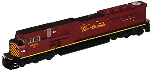 Kato USA Model Train Products EMD SD90/43MAC San Luis and Rio Grande Locomotive #116 -