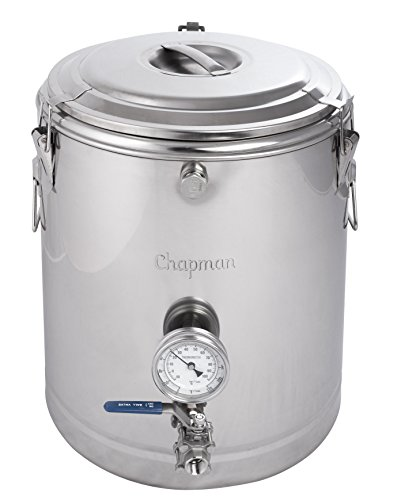Chapman-10-Gallon-ThermoBarrel-Stainless-Steel-Mash-Tun