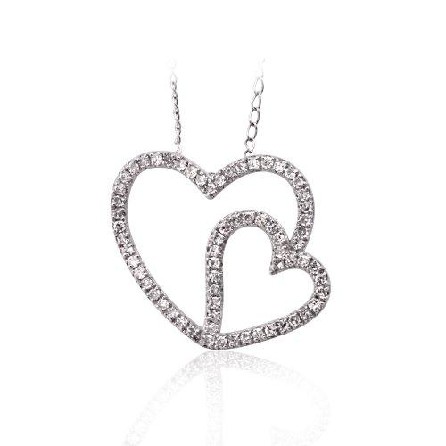 0.26 Ct Heart - 3