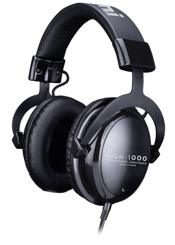 Gemini DJ HSR-1000 - Professional Monitoring Headphones by Gemini