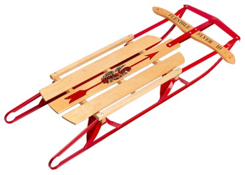 Flexible Flyer Sled