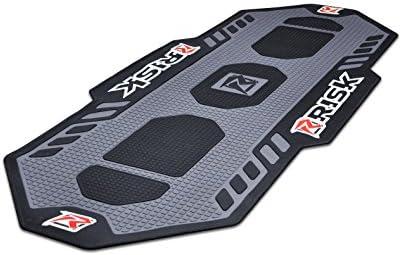 Risk Racing 00244 Black/Grey Factory Pit Mat