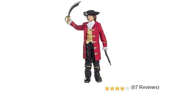 Viste a América - 795-S - Traje de Pirata para niño - 4-6 años ...