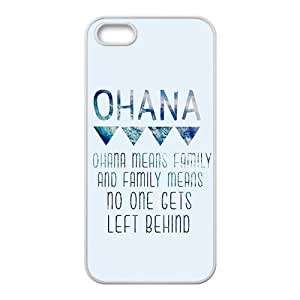 ohana means family Phone Case for Iphone 5s
