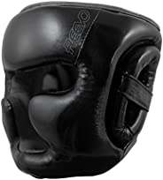 Reevo Stealth Youth Headgear for Boxing Kickboxing Muay Thai MMA