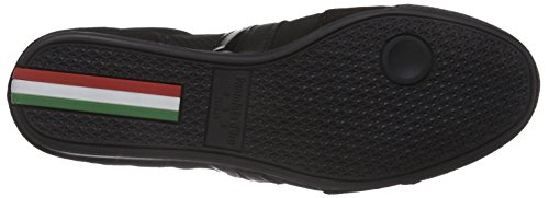 Pantofola d'Oro Ascoli Techknit - Zapatillas Hombre Negro - negro