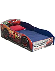 Delta Children Wood Toddler Bed, Disney/Pixar Cars