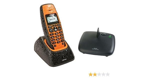 Topcom Butler Outdoor 2000 - Teléfono (Teléfono DECT, Altavoz, Identificador de Llamadas): Amazon.es: Electrónica