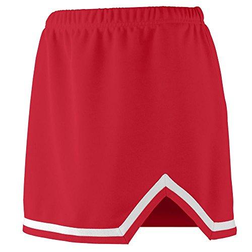 Augusta Sportswear Women's Energy Skirt M Red/White