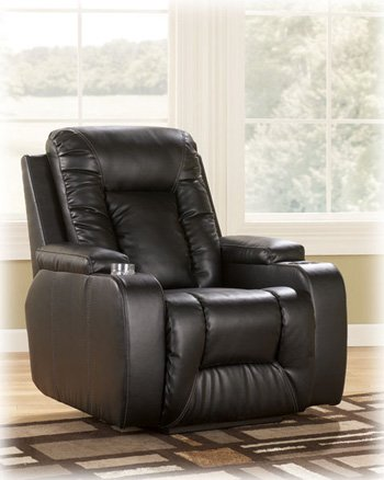 Ashley Furniture Signature Design - Matinee Recliner - Power Reclining Chair - Eclipse Black & Amazon.com: Ashley Furniture Signature Design - Matinee Recliner ... islam-shia.org