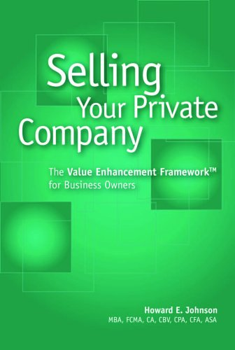 Download Selling your Private Company PDF
