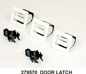 Amazon Com Maytag Dryer Door Catch Lock Latch Kit