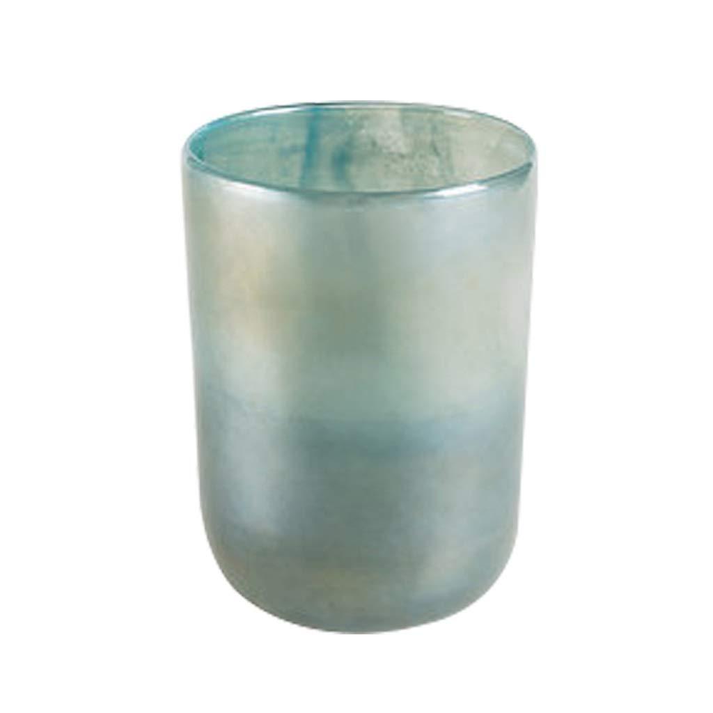 アメリカのガラス花瓶装飾フラワーアレンジメント花クリエイティブレトロホームデコレーション LQX B07QXVL89W