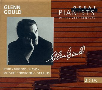Great Pianists of the 20th Century - Glenn Gould by Polygram Records