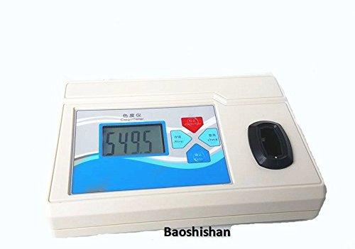 BAOSHISHAN BSD precision platinum cobalt chroma meter digital display desktop colorimeter (BSD-500) by BAOSHISHAN