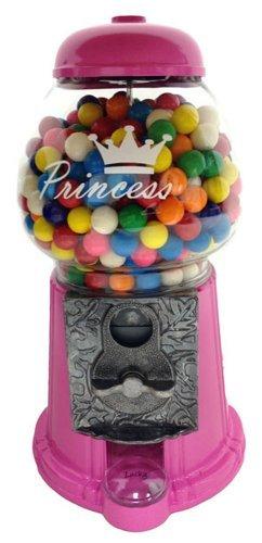 Lucky Princess in Pink Gumball - Machine Junior Gumball