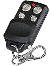 Compatibel met Chamberlain Motorlift ML 750 700 garagedeur zender vervanging, 4-kanaals afstandsbediening handzender vervanging | Rolling Code 433 Mhz Key fob