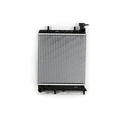 Radiator - Cooling Direct For/Fit 2601 00-06 Hyundai Accent Manual Transmission 1.5L Only: Automotive