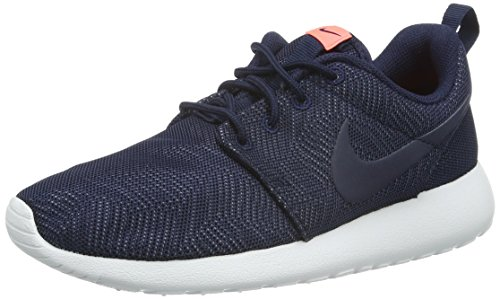 Training WMNS Moire Black NIKE Women's Running Black Shoes Roshe One IXnSBS4