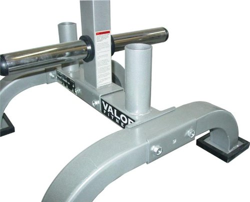 Valor Fitness BH-7 Olympic Bar and Plate Rack by Valor Fitness