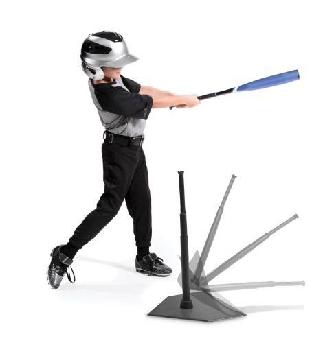 Sklz regolabile altezza batting Trainer pop-back tee bambini colpire pratica t-ball SKLZ Training