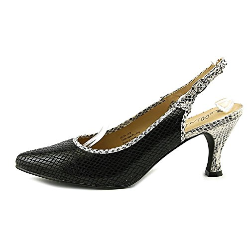 Bellini Zelda Womens Pump Black Rettile