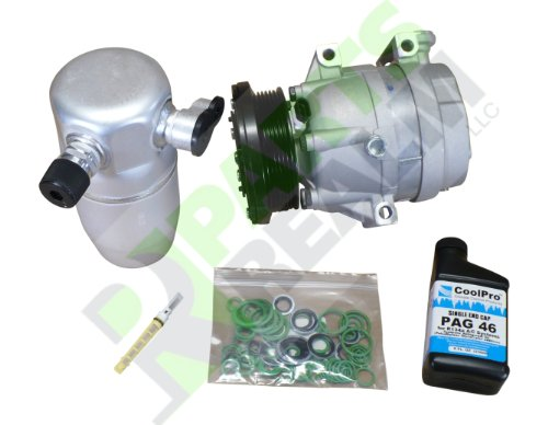 Parts Realm CO-20541RK6 Complete Compressor Replacement Kit - Remanufactured ()