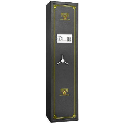 Commandant Digital Electronic Lock Rifle / Gun Safe [5.4 CuFt] from DTX Safes
