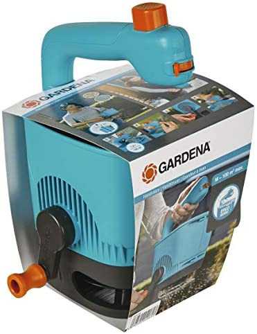 Esparcidor manual M de GARDENA: esparcidor para fertilizante ...