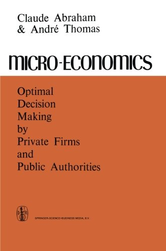 interpreting micro economic conditions Free essay on interpreting macroeconomic conditions we live in a global economy there are trading exchanges all over the world, ie china, tokyo, brazil,.