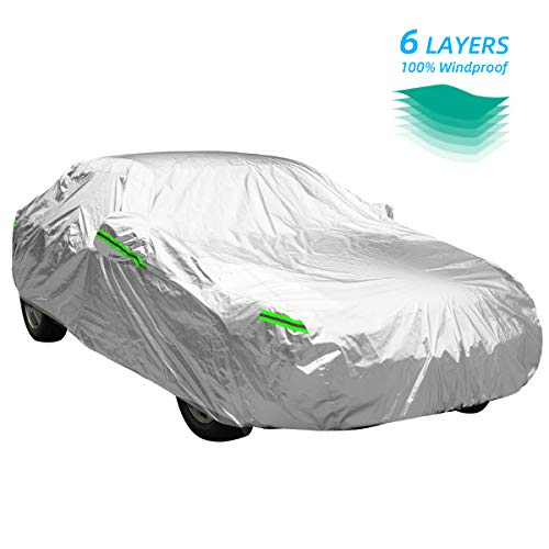 WOKOKO Car Cover Outdoor