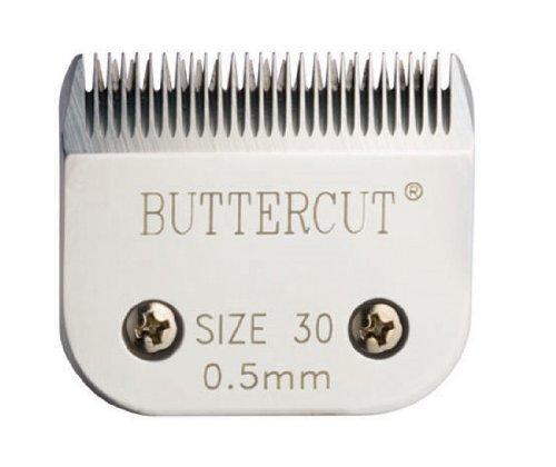 Geib Buttercut Stainless Steel Dog Clipper Blade, Size-30, 1/50-Inch Cut Length by Geib Buttercut