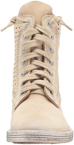 Dolce Vita Women's Aldis Combat Boot Sand Perforated Nubuck S44omz1Ex